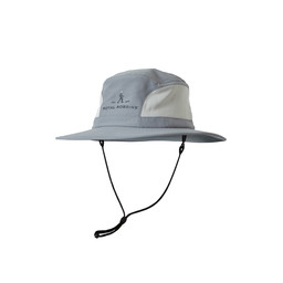 Royal Robbins Wick-Ed Cool Sun Hat in Lt Pewter