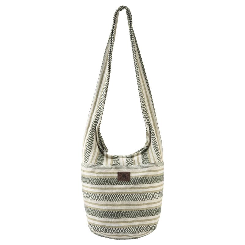 Jhola Shoulder Bag - Koshi Green