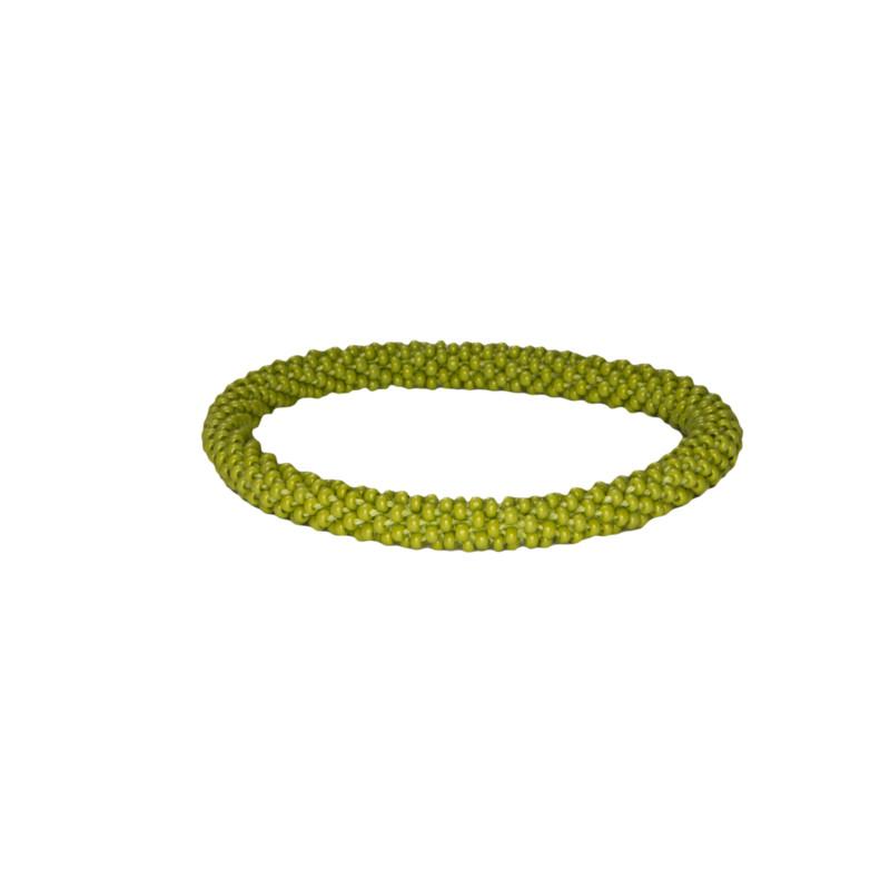 Solid Roll on Bracelet - Gokarna Green