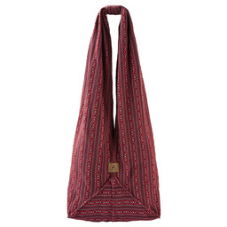 Sherpa Adventure Gear Jhola Hobo Bag in Anaar