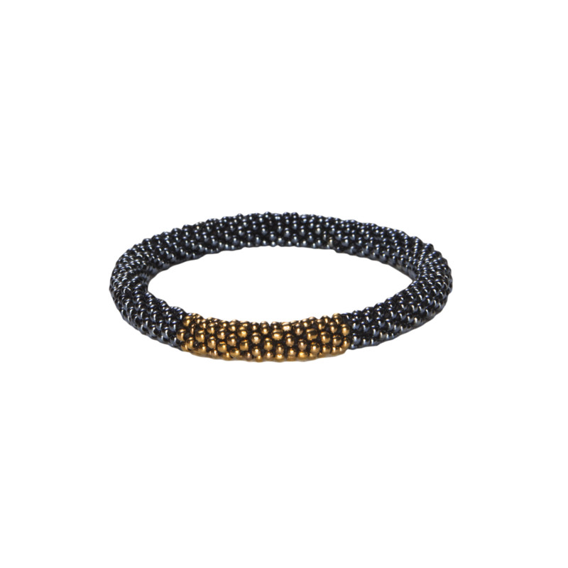 Mayalu Block Roll on Bracelet - Kharani
