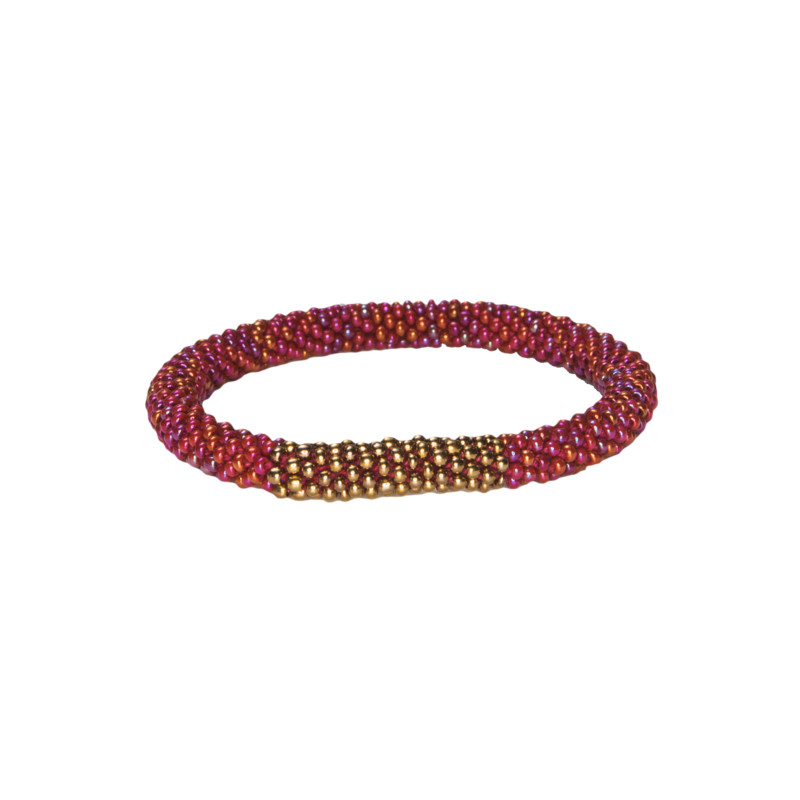 Mayalu Block Roll on Bracelet - Anaar
