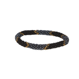 Mayalu Ikat Roll on Bracelet Kharani