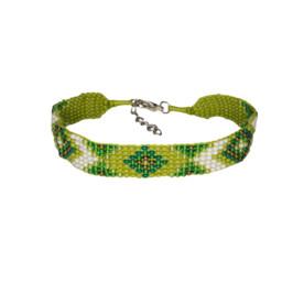Mayalu Bhutan Bracelet Gokarna Green