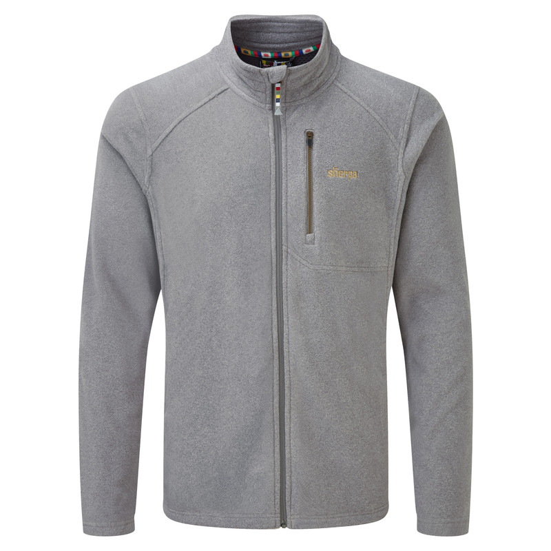 Karma Jacket - Monsoon Grey