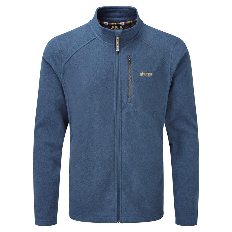 Karma Jacket - Samudra Blue