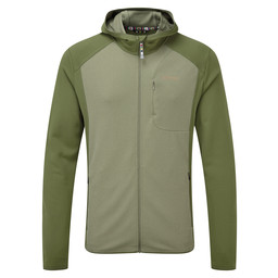 Tsepun Jacket Koshi Green