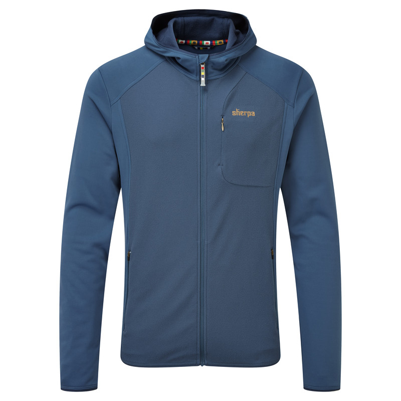 Tsepun Jacket - Samudra Blue