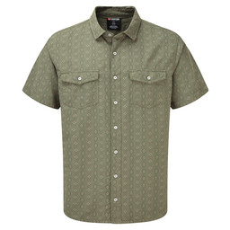 Surya Shirt - SS Koshi Green