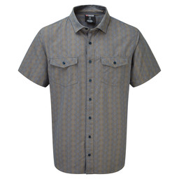 Sherpa Adventure Gear Surya Shirt - SS in Samudra Blue