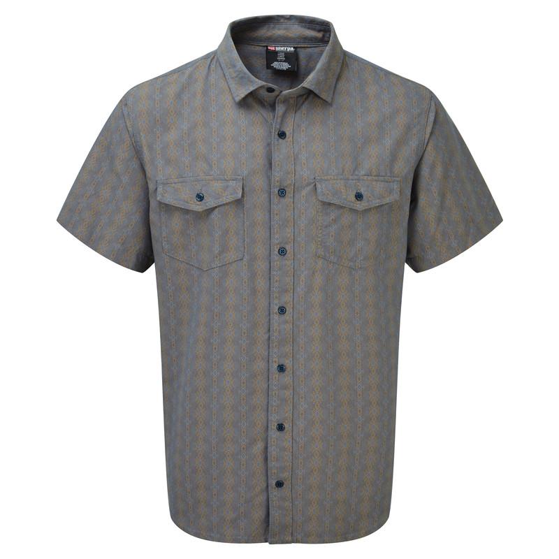 Surya Shirt - SS - Samudra Blue