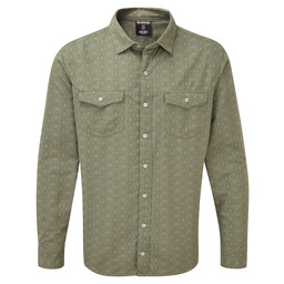 Surya Long Sleeve Shirt Koshi Green