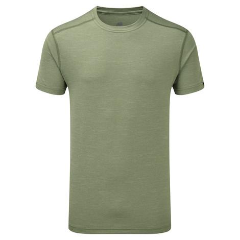 Rinchen Short Sleeve Tee Gokarna Green