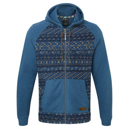 Sherpa Adventure Gear Limbu Hoodie in Samudra Blue