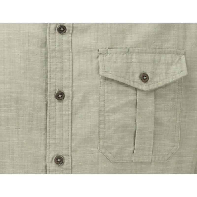 Lokta LS Shirt - Koshi Green