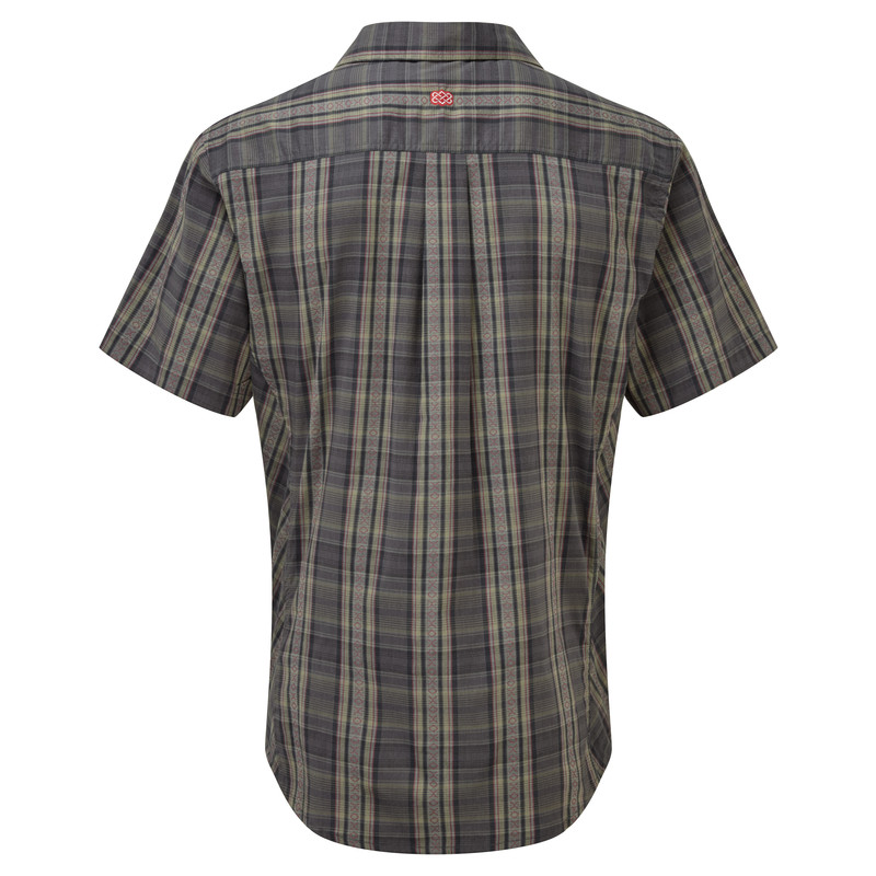 Gokyo SS Shirt - Monsoon Grey