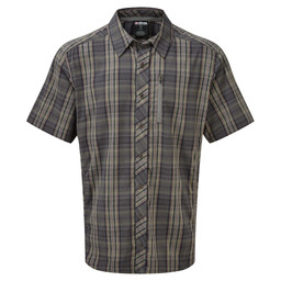 Gokyo SS Shirt Monsoon Grey