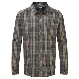 Gokyo LS Shirt Monsoon Grey