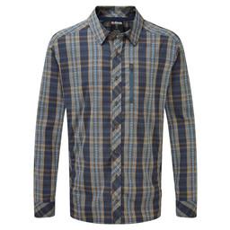 Gokyo LS Shirt Samudra Blue