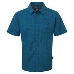 Durbar Shirt Samudra Blue