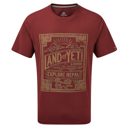 Sherpa Adventure Gear Yeti Tee in Taamba