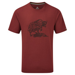 Sherpa Adventure Gear Yak Tee in Taamba
