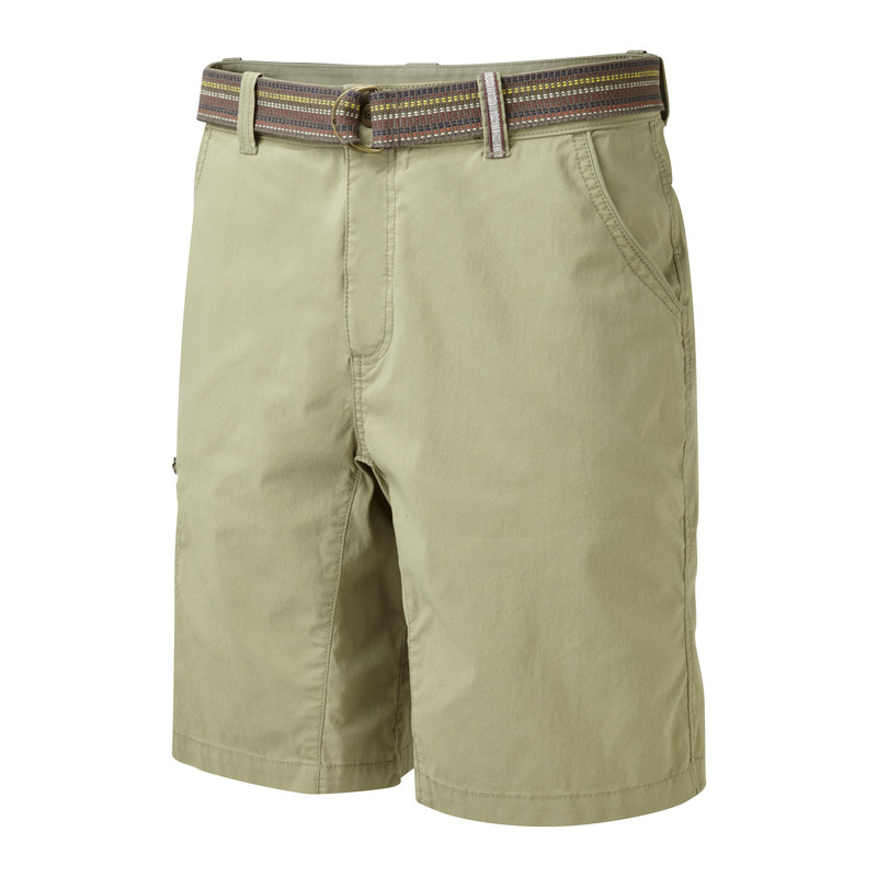 Mirik Short - Koshi Green