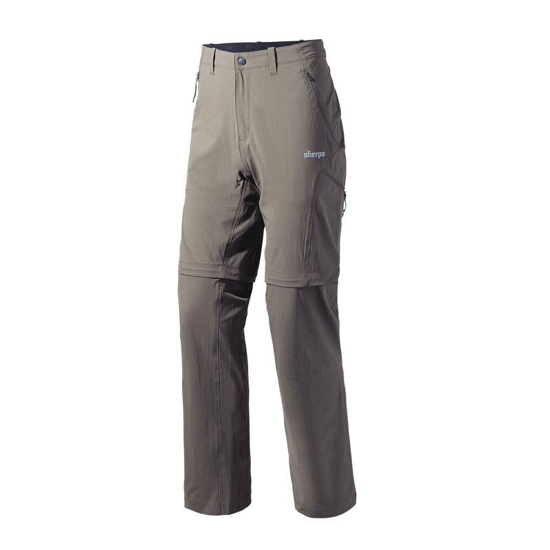 Khumbu Convert Pant - Saang Brown