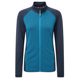 Sherpa Adventure Gear Dikila Jacket in Blue Tara