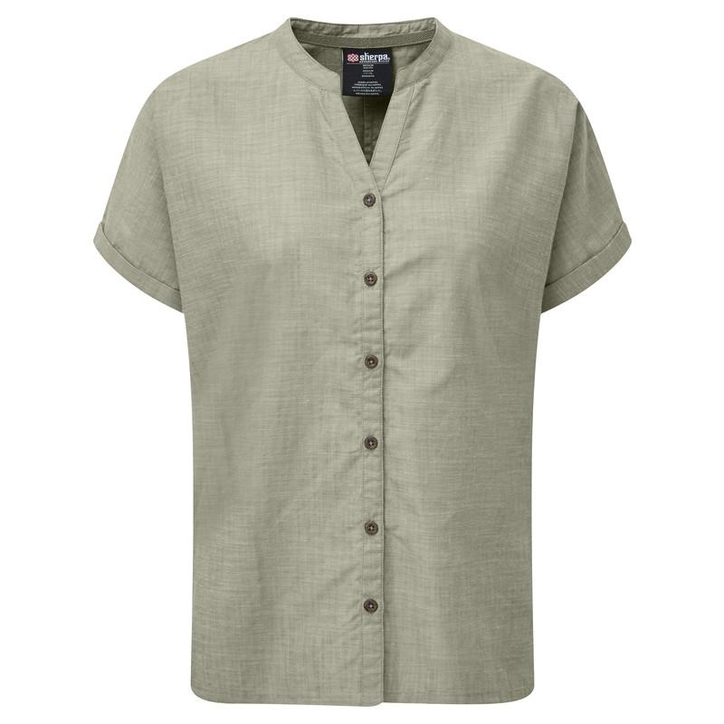 Lokta Shirt - Koshi Green