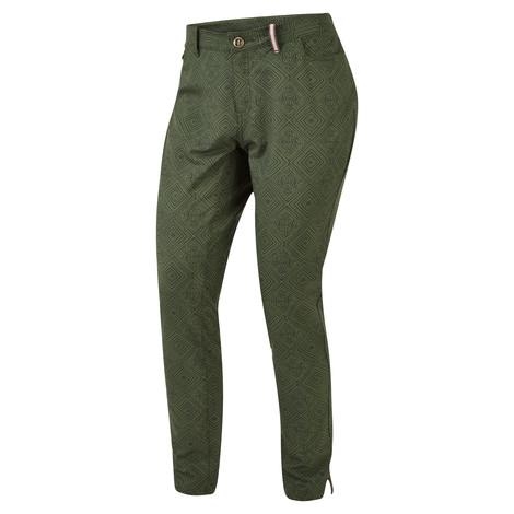 Jatra Ankle Pant Mewa Green