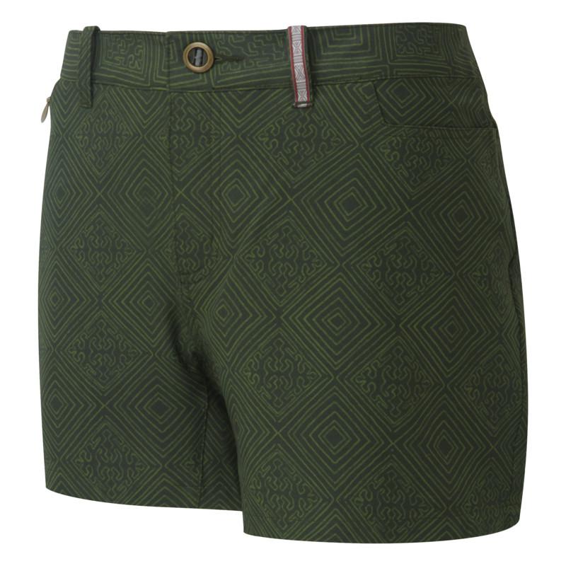 Jatra Short - Mewa Green
