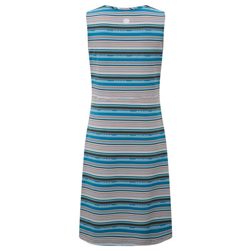 Preeti Dress - Blue Tara
