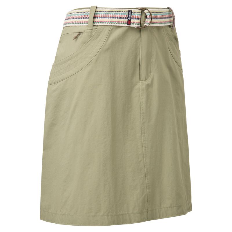 Mina Skirt - Koshi Green