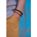Mala Three Stone Bracelet