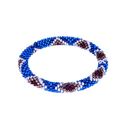 Multi Roll on Bracelet Blue Tara