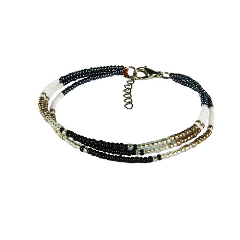 Sherpa Adventure Gear Mayalu 3 Wire Bracelet in Kharani