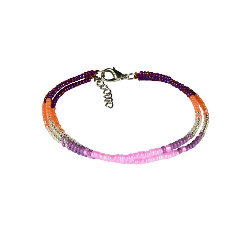Mayalu 3 Wire Bracelet - Anaar