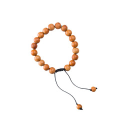 Sherpa Adventure Gear Mala Solid Bracelet in Tan