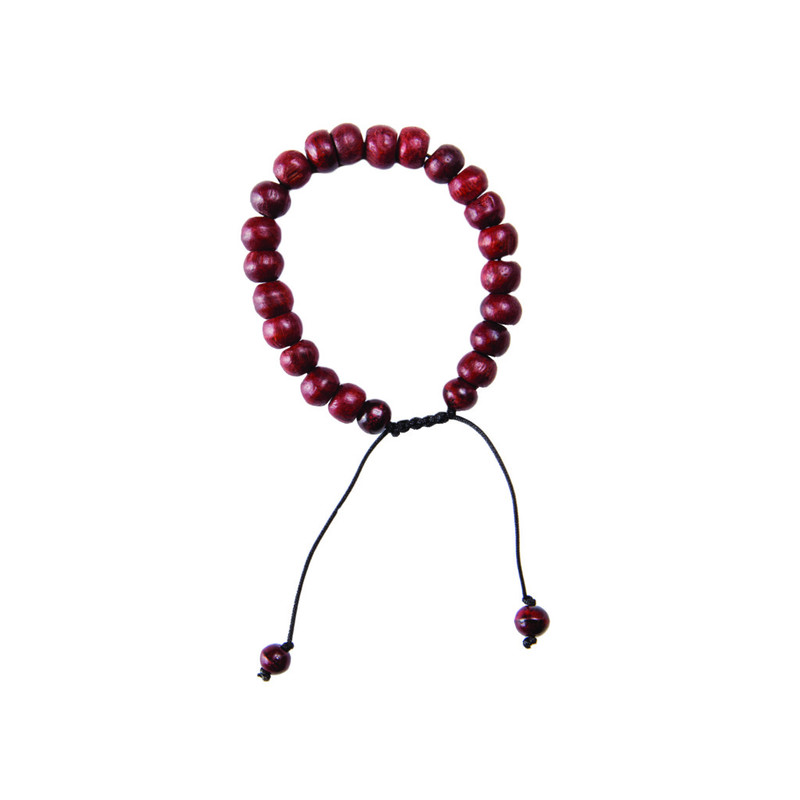 Mala Solid Bracelet - Brown