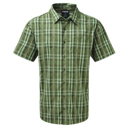 Seti Short Sleeve Shirt Gokarna Green