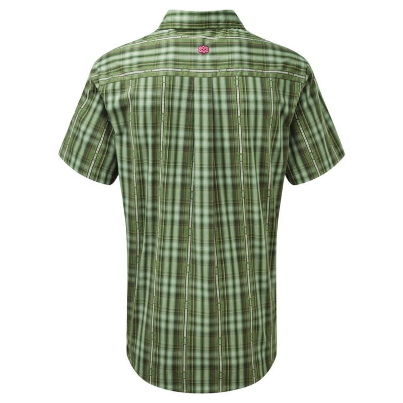 Seti Short Sleeve Shirt - Gokarna Green