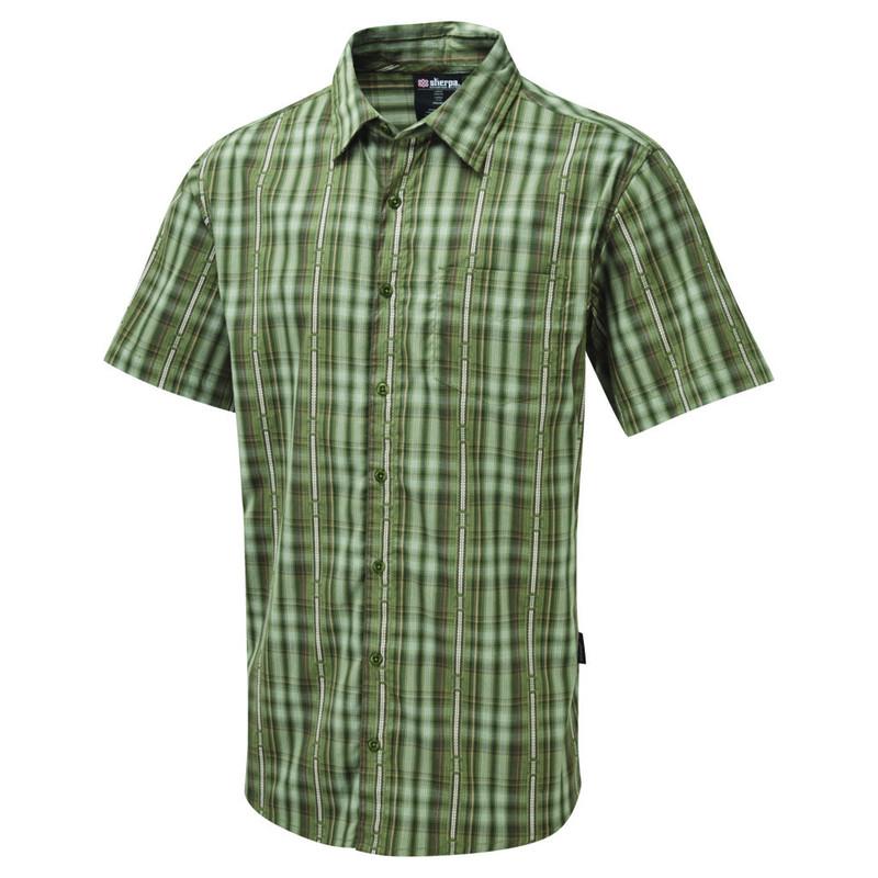 Seti Shirt - SS - Gokarna Green