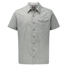 Lokta SS Shirt Monsoon Grey