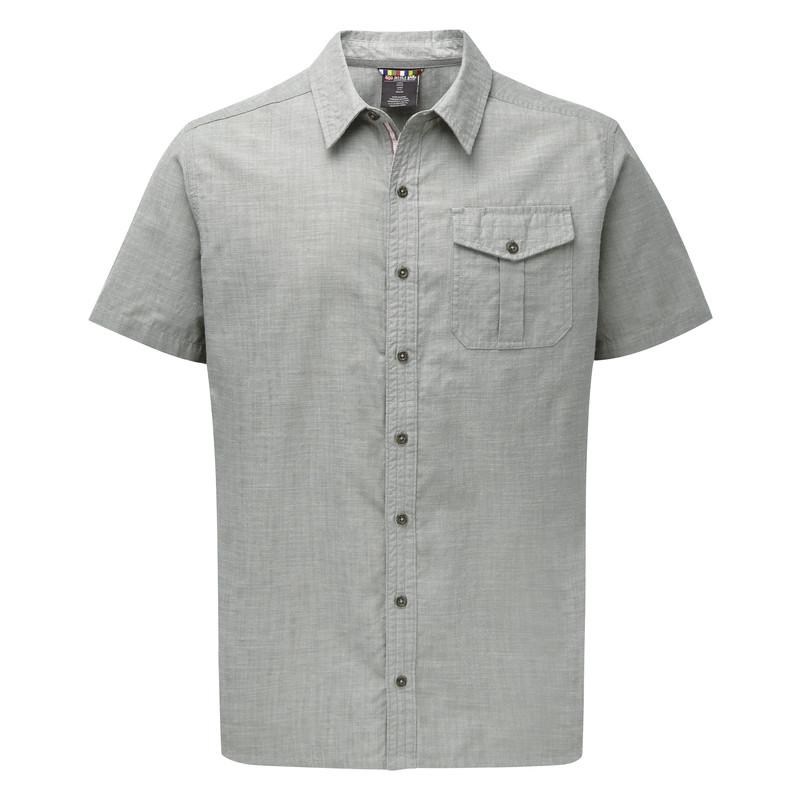 Lokta SS Shirt - Monsoon Grey