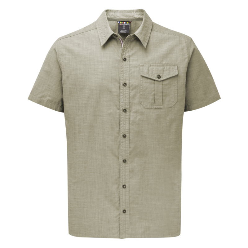 Lokta SS Shirt - Koshi Green