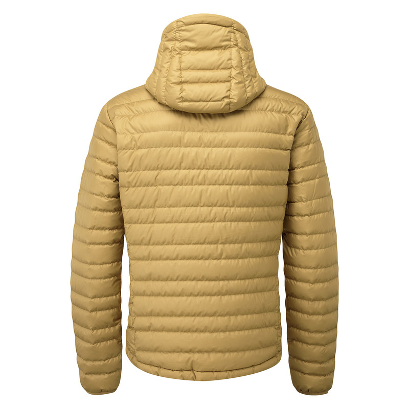 Nangpala Hooded Down Jacket - Thaali