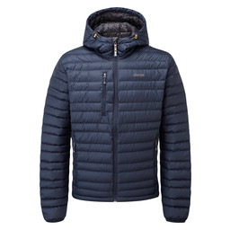 Nangpala Hooded Down Jacket Rathee
