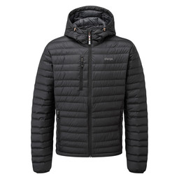 Nangpala Hooded Down Jacket Black