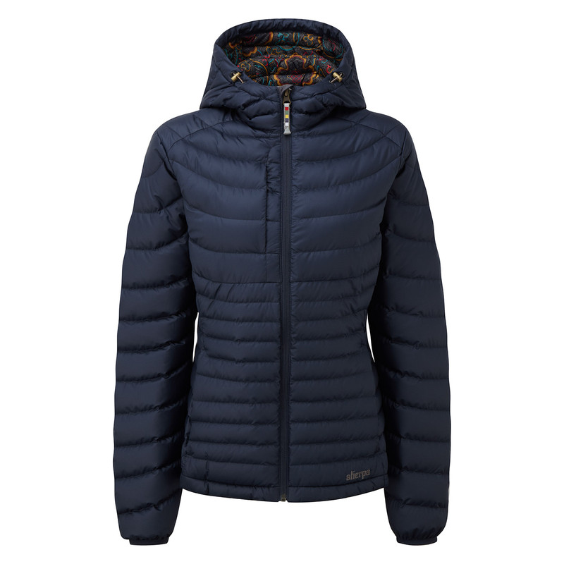 Nangpala Hooded Down Jacket - Rathee